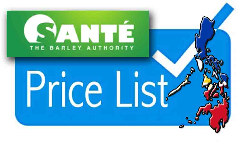 Price List Phils