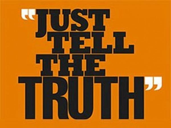Just-tell-the-truth