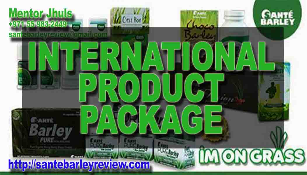 International Product Package