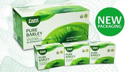 Sante Pure Baley New Packaging