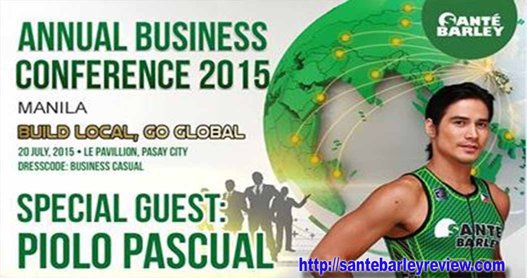 Annual Business conference 2015 Piolo Pascual