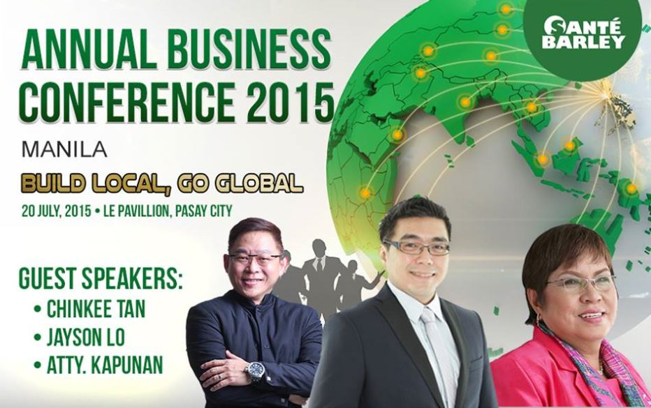 Guest Speakers of Sante Annual Business Conference 2015