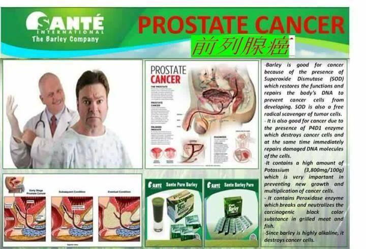 Good for Prostate Cancer Patient