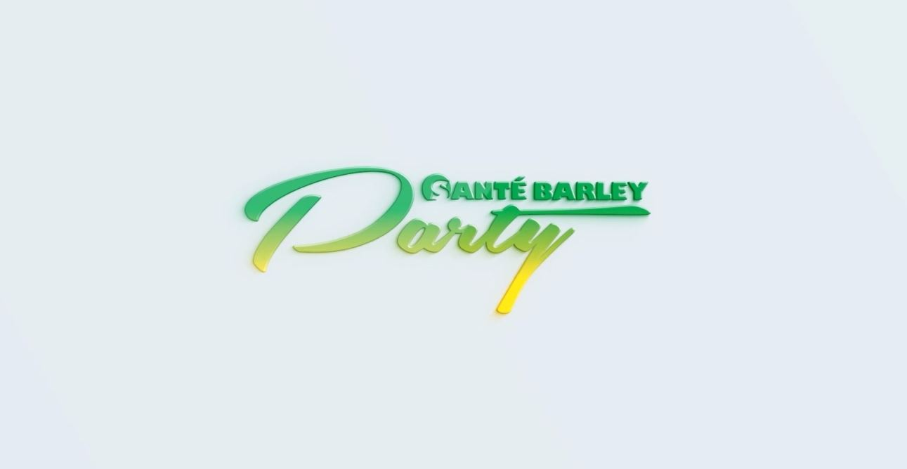 Sante Barley Party by Anna Cannales