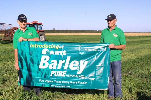 Sante Barley Business Opportunity for Expansion