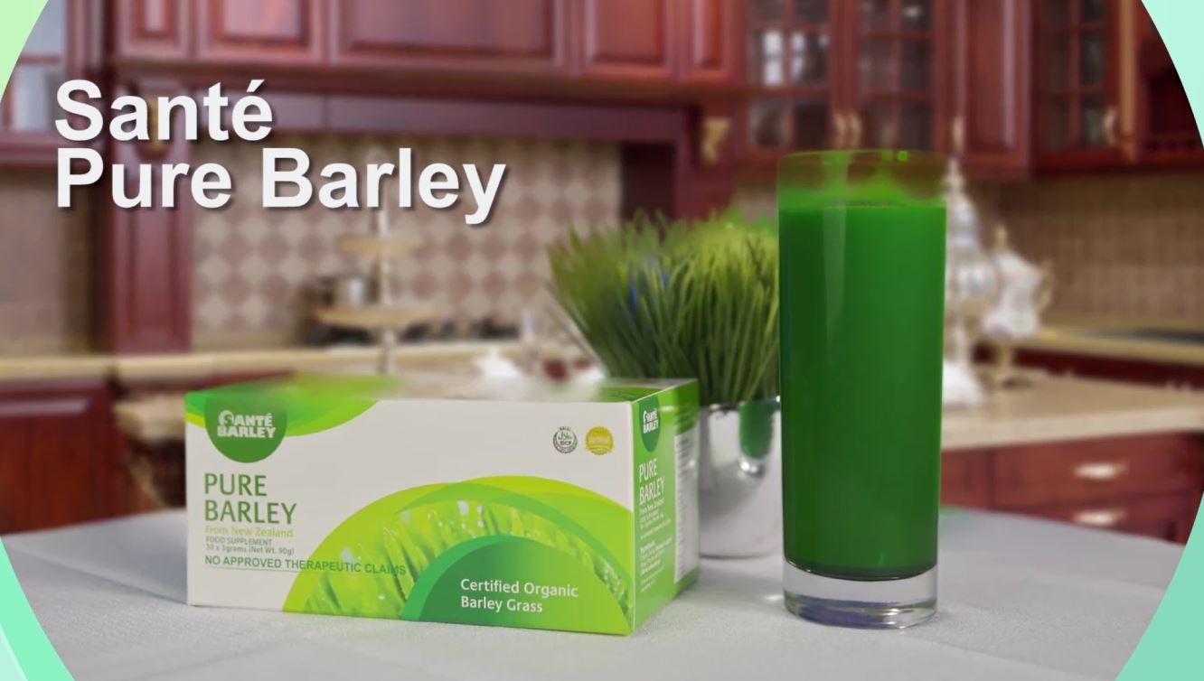Buy Certified Organic Barley Grass Juice Powder