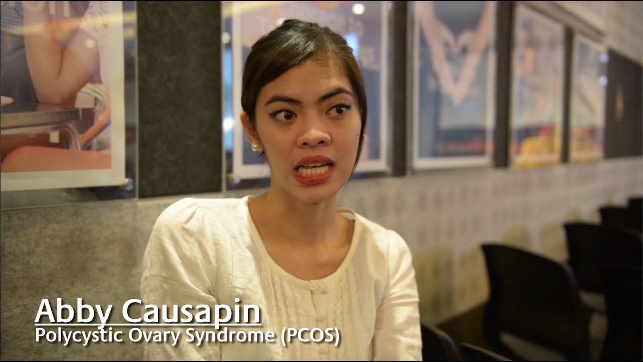 Sante Barley Polycystic Ovary Syndrome Testimony (PCOS) by Abby Causapin