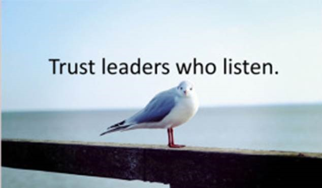 Best Leaders Know How to Really Listen