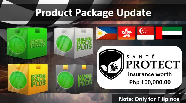 Sante Protect Insurance for all Sante Barley filipino Business owner