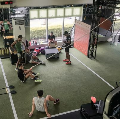 Sante Fitness Lab launches its Obstacle Course Race (OCR) Training Facility and Program