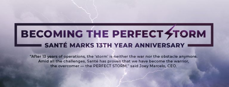 Becomming the Perfect Storm
