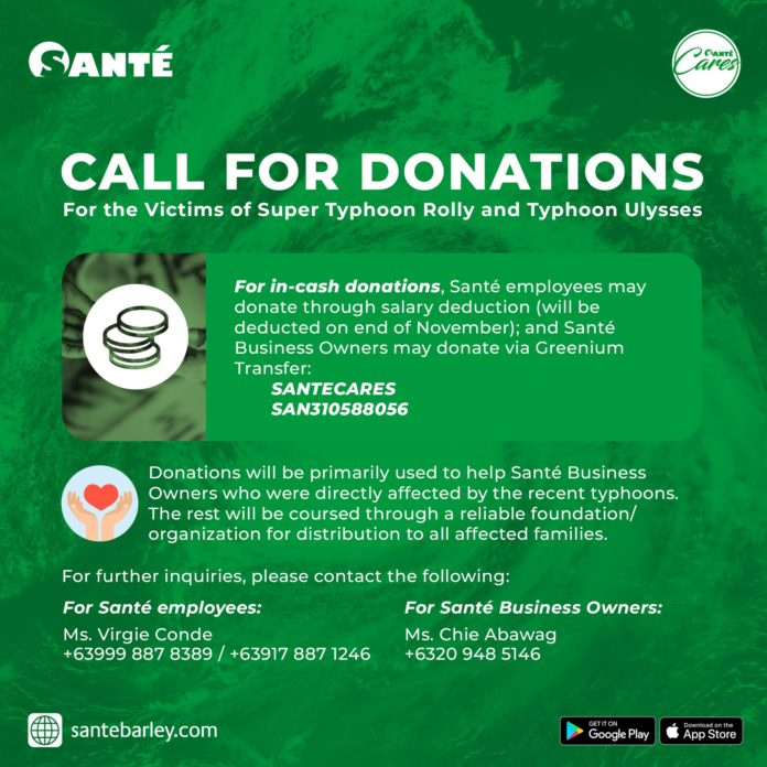 Call For Donations